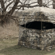 Raised Hunting ground blind tips | Ground Blind Concealment for Hunting Success