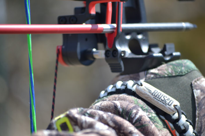 Raised at Full Draw Quincy, Illinois Youth Bowhunting Camp