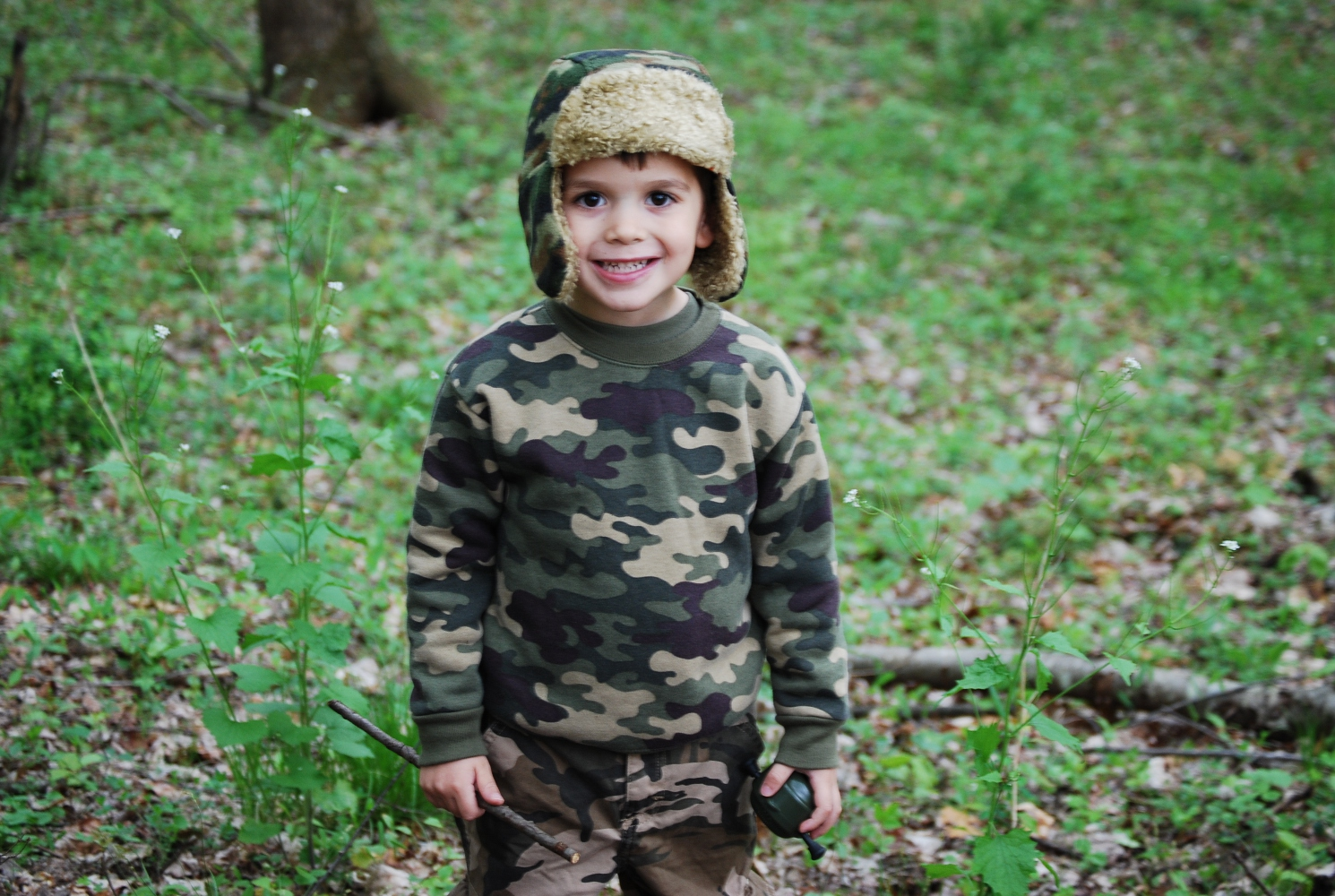 Introducing young hunters to the outdoors youth hunting | Raised Hunting