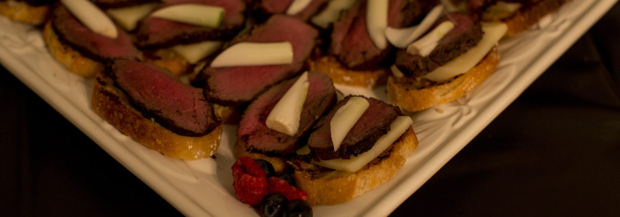 Venison Holiday Appetizer | Raised Hunting
