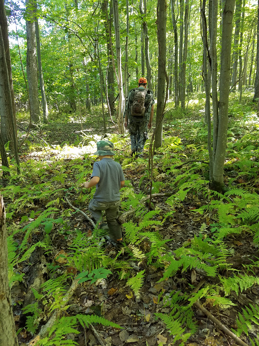 oppurtunities challenges with youth hunting   Raised Hunting