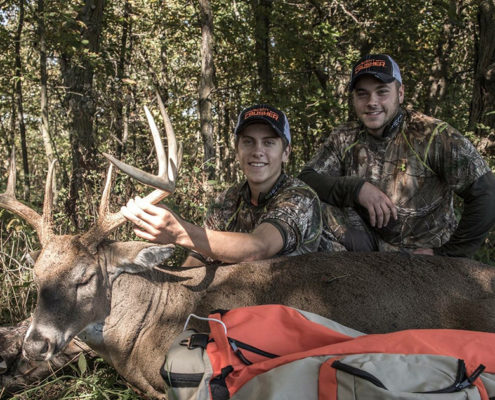 processing game youth hunting | Raised Hunting